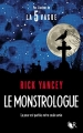 Couverture Le monstrologue, tome 1 Editions Robert Laffont (R) 2017