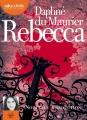Couverture Rebecca Editions Audiolib 2015