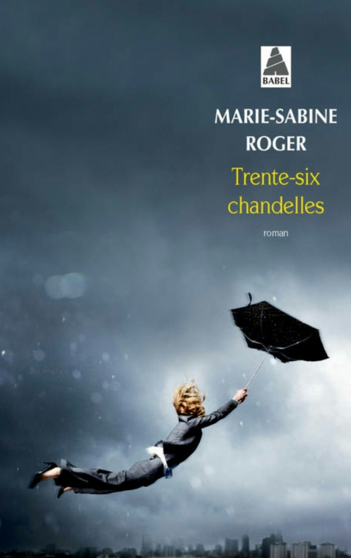 Couverture Trente-six chandelles
