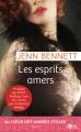 Couverture Années folles, tome 1 : Les esprits amers Editions Diva (Historique) 2017