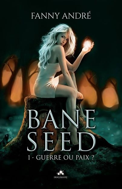 Couverture Bane Seed, tome 1 : Guerre ou paix ?
