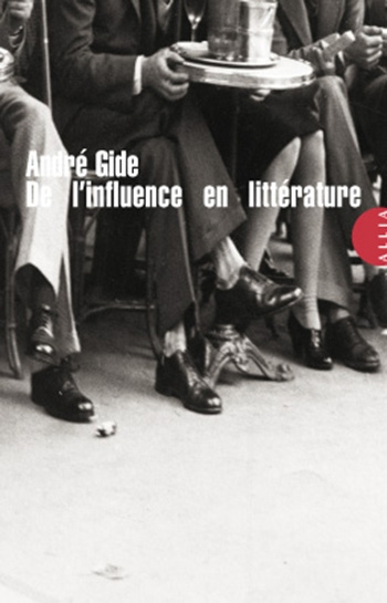 Couverture de l'influence en littérature
