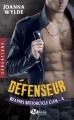 Couverture Reapers motorcycle club, tome 4 : Défenseur Editions Milady 2017