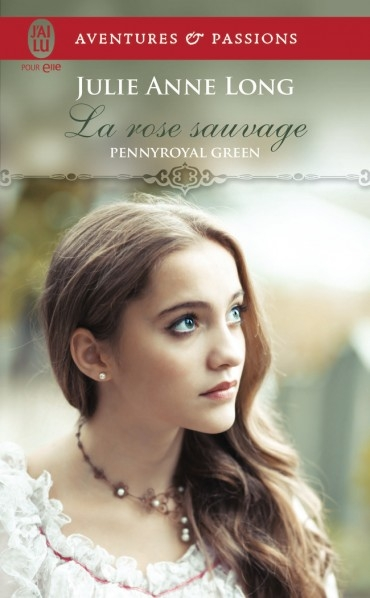 Couverture Pennyroyal Green, tome 5 : La Rose sauvage