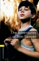 Couverture Les aventures de Tom Sawyer Editions Oxford University Press 2008