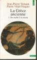 Couverture La Grèce ancienne, tome 1 : Du mythe à la raison Editions Seuil (Histoire) 1990