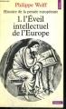 Couverture Histoire de la pensée européenne, tome 1 : L'éveil intellectuel de l'Europe Editions Seuil (Histoire) 1971
