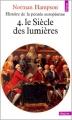 Couverture Histoire de la pensée européenne, tome 4 : Le Siècle des Lumières Editions Seuil (Histoire) 1972