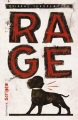 Couverture Rage Editions Gallimard  (Scripto) 2017