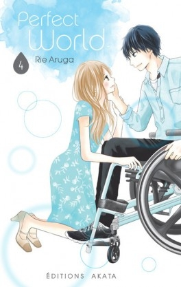 Couverture Perfect world, tome 4