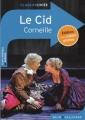 Couverture Le Cid Editions Belin / Gallimard (Classico - Lycée) 2016