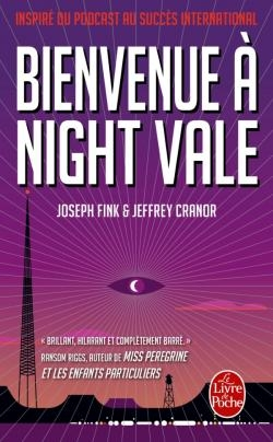 Couverture Bienvenue à Night Vale