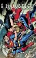 Couverture Injustice : Les dieux sont parmi nous, tome 07 : Année 4, partie 1 Editions Urban Comics (Games) 2017