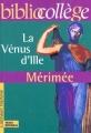 Couverture La Vénus d'Ille Editions Hachette (Biblio collège) 2004