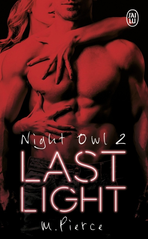 Couverture Night Owl, tome 2 : Last Light