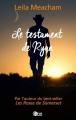 Couverture Le testament de Ryan / L'héritage des Langston Editions Diva (Romance) 2017