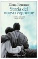 Couverture L'Amie prodigieuse, tome 2 : Le Nouveau Nom Editions E/O 2012