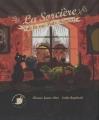 Couverture La sorcière de la rue Fritz Kiener Editions Feuilles de menthe 2015