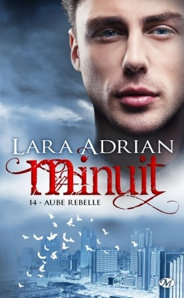 Couverture Minuit, tome 14 : Aube rebelle