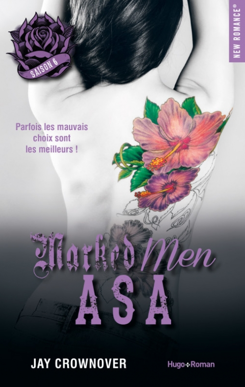 Couverture Marked men, tome 6 : Asa