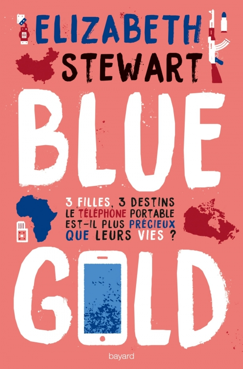 Couverture Blue Gold