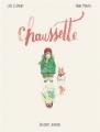 Couverture Chaussette Editions Delcourt (Jeunesse) 2017