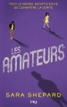 Couverture Les amateurs, tome 1 Editions Pocket (Jeunesse) 2017