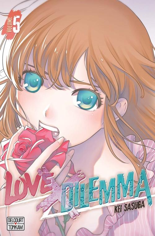 Couverture Love X Dilemma, tome 05
