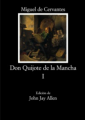 Couverture Don Quichotte, tome 1 Editions Catedra (Letras Hispánicas ) 1977