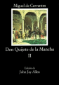 Couverture Don Quichotte, tome 2 Editions Catedra (Letras Hispánicas ) 1977