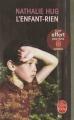 Couverture L'enfant-rien Editions Le Livre de Poche 2014
