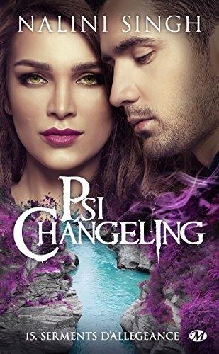 Couverture Psi-changeling, tome 15 : Serments d'allégeance
