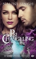 Couverture Psi-changeling, tome 15 : Serments d'allégeance Editions Milady 2017