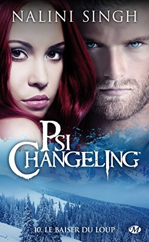 Couverture Psi-changeling, tome 10 : Le baiser du loup
