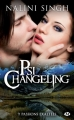 Couverture Psi-changeling, tome 09 : Passions exaltées Editions Milady 2014