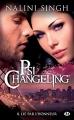 Couverture Psi-changeling, tome 08 : Lié par l'honneur Editions Milady 2013