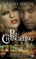 Couverture Psi-changeling, tome 07 : Souvenirs ardents Editions Milady 2013