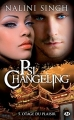 Couverture Psi-changeling, tome 05 : Otage du plaisir Editions Milady 2013