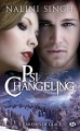 Couverture Psi-changeling, tome 03 : Caresses de glace Editions Milady 2013