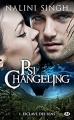 Couverture Psi-changeling, tome 01 : Esclave des sens Editions Milady 2013
