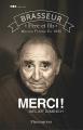 Couverture Merci ! Editions Flammarion (Pop culture) 2014
