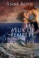 Couverture Les yeux de tempête, intégrale Editions Laska 2016