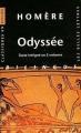 Couverture L'odyssée / Odyssée Editions Les Belles Lettres (Classiques en poche) 2012