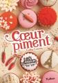 Couverture Les filles au chocolat, tome 6.5 : Coeur piment Editions Nathan 2017