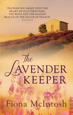 Couverture The Lavender Keeper