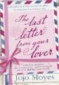 Couverture La dernière lettre de son amant Editions Hodder & Stoughton 2011