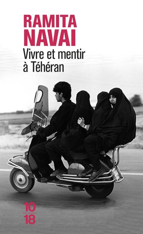 Couverture Vivre et mentir à Téhéran