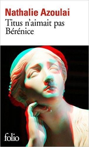 Couverture Titus n'aimait pas Bérénice