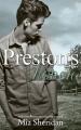 Couverture L'honneur de Preston Editions Autoédité 2017