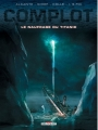 Couverture Complot, tome 4 : Le naufrage du titanic Editions Delcourt (Machination) 2016